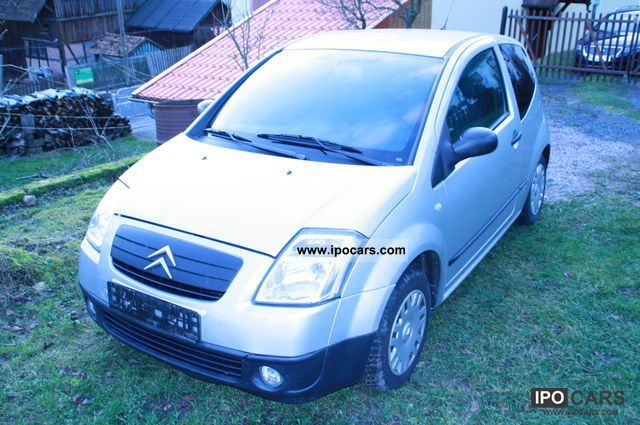 2004 Citroen  C2 1.1 X Small Car Used vehicle photo