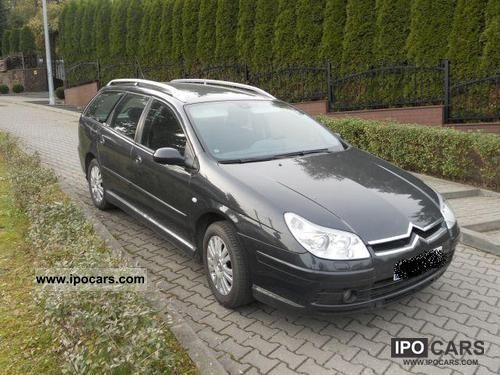 2005 citroen c5 hdi 135 tendance car photo and specs. Black Bedroom Furniture Sets. Home Design Ideas