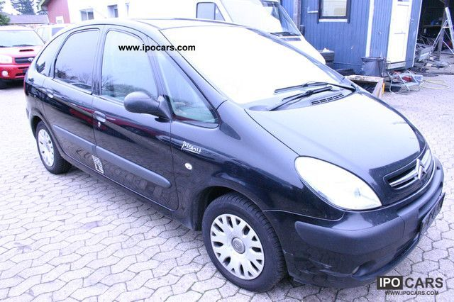 2005 citroen xsara picasso 2 0 hdi confort trucks car photo and specs. Black Bedroom Furniture Sets. Home Design Ideas