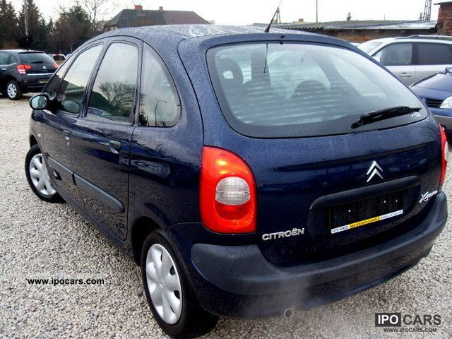 2000 citroen xsara picasso climate control niemcy op acony. Black Bedroom Furniture Sets. Home Design Ideas