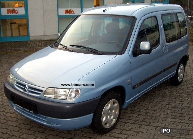 2000 Citroen  BERLINGO MULTISPACE 8.1 AIR CHRONO Van / Minibus Used vehicle photo