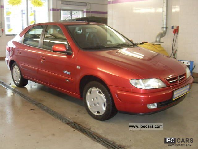 1999 citroen xsara from 2 hand with only 92 000 km car photo and specs. Black Bedroom Furniture Sets. Home Design Ideas