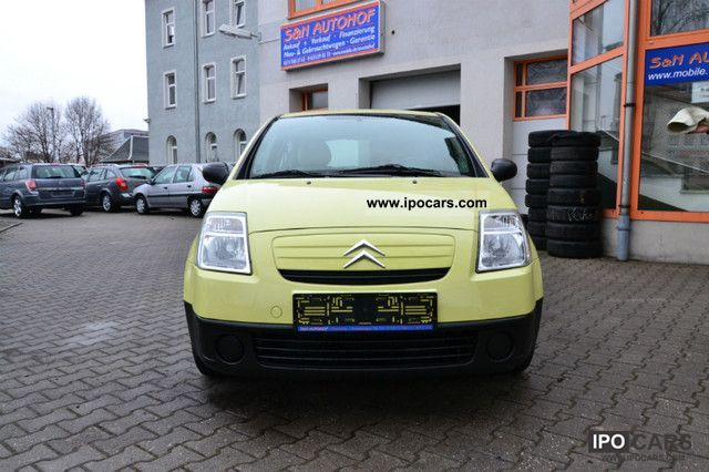 2005 Citroen  C2 1.1 Advance Small Car Used vehicle photo