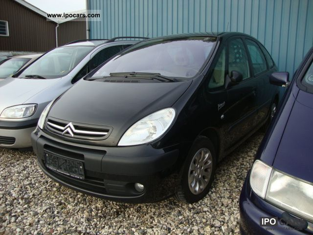 2006 citroen xsara picasso 1 6 hdi exclusive car photo and specs. Black Bedroom Furniture Sets. Home Design Ideas