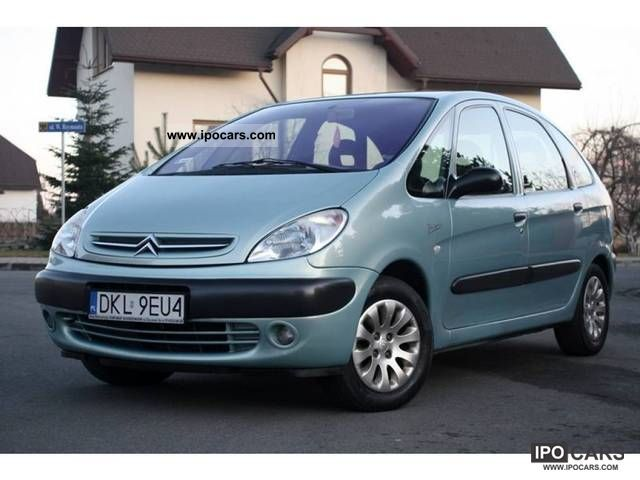 2001 citroen xsara picasso climate control abs alusy zamiana car photo and specs. Black Bedroom Furniture Sets. Home Design Ideas