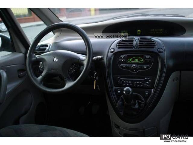 2001 citroen xsara picasso climate control abs alusy zamiana car photo and specs Ultimo Citroen SM Model Citroen Xsara 2004