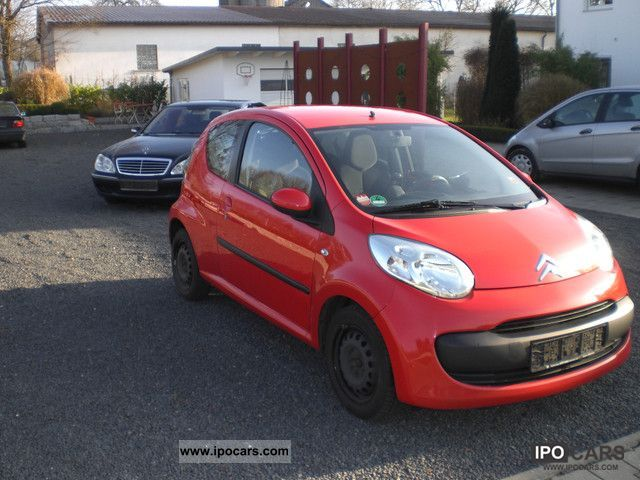 2009 citroen c1 hdi 55 style air navigation car photo and specs. Black Bedroom Furniture Sets. Home Design Ideas