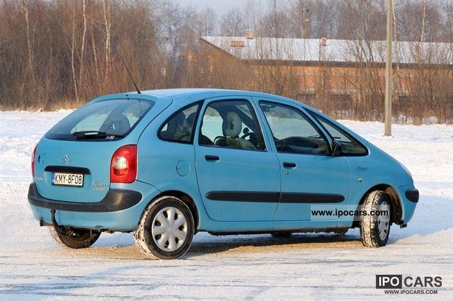 2001 Citroen  Xsara Picasso CHRONO Other Used vehicle photo