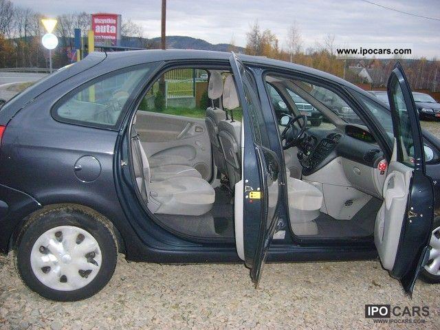 2003 citroen xsara picasso 1 8 op acony 115km car photo. Black Bedroom Furniture Sets. Home Design Ideas