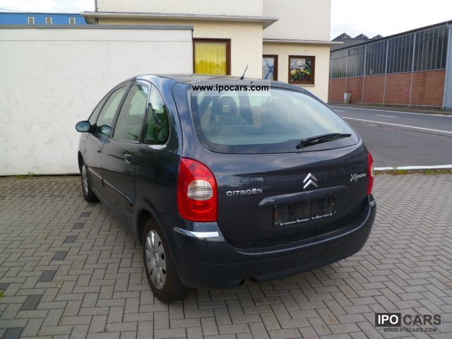 2005 citroen xsara picasso 1 6 hdi exclusive car photo and specs. Black Bedroom Furniture Sets. Home Design Ideas