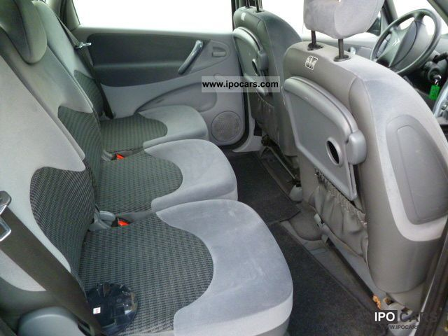 2005 citroen xsara picasso 1 6 hdi exclusive car photo for Interior xsara picasso