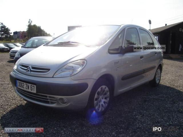 2001 Citroen  Xsara Picasso DIESEL AIR Small Car Used vehicle photo