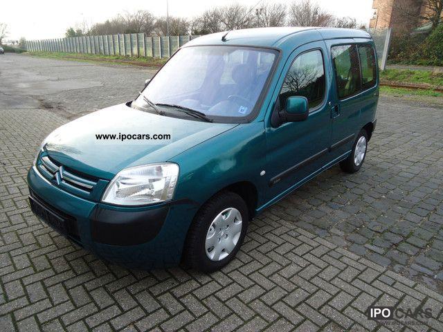 2003 Citroen  Berlingo Multispace 1.4i Tonic Van / Minibus Used vehicle photo