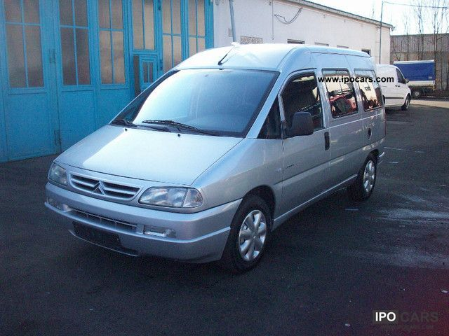 2002 Citroen  Jumpy 2.0 HDi SX Van / Minibus Used vehicle photo