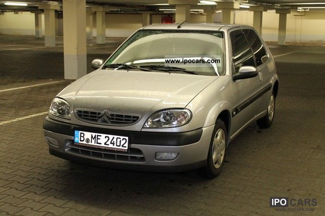 2000 Citroen  1.4 VTS Citroën Small Car Used vehicle photo