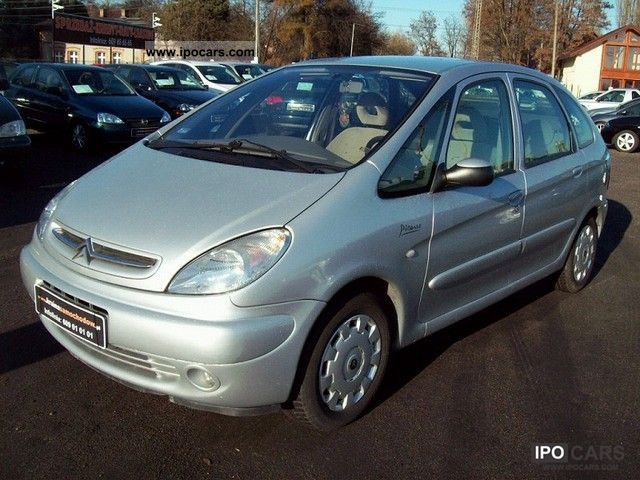 2003 citroen xsara picasso klimatyzacja car photo and specs. Black Bedroom Furniture Sets. Home Design Ideas