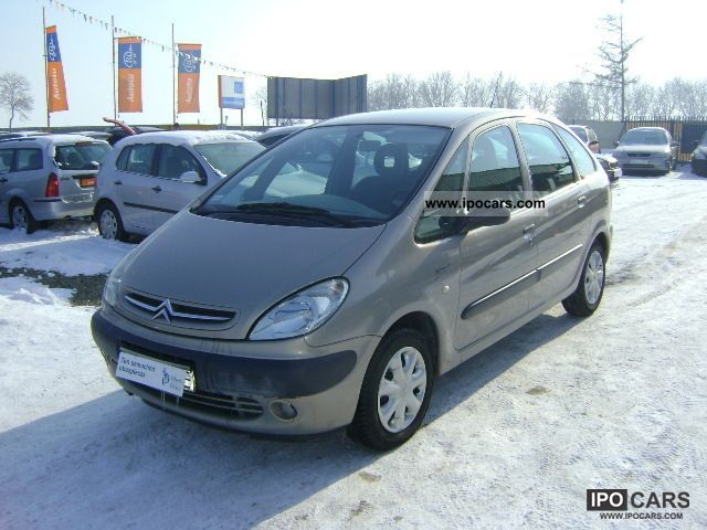 2002 citroen xsara picasso diesel 2 0 hdi car photo and. Black Bedroom Furniture Sets. Home Design Ideas