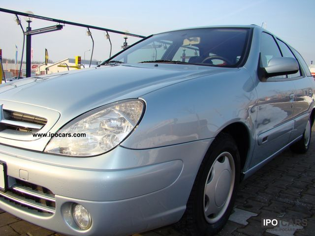 2005 Citroen  Xsara Kombi 2.0 HDi SX Plus Estate Car Used vehicle photo