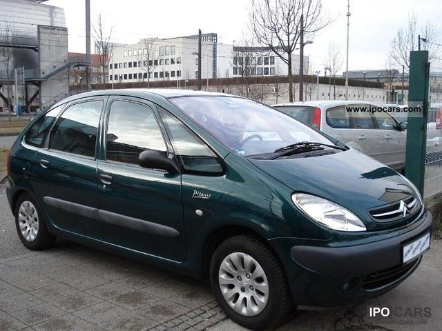 2000 citroen xsara picasso coupling car photo and specs. Black Bedroom Furniture Sets. Home Design Ideas