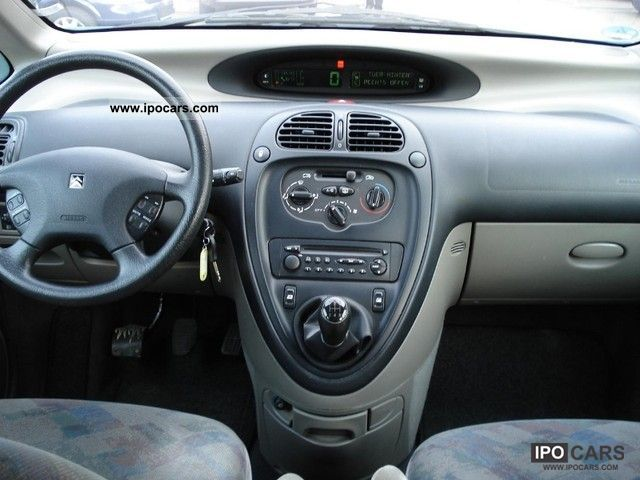 2000 citroen xsara picasso coupling car photo. Black Bedroom Furniture Sets. Home Design Ideas