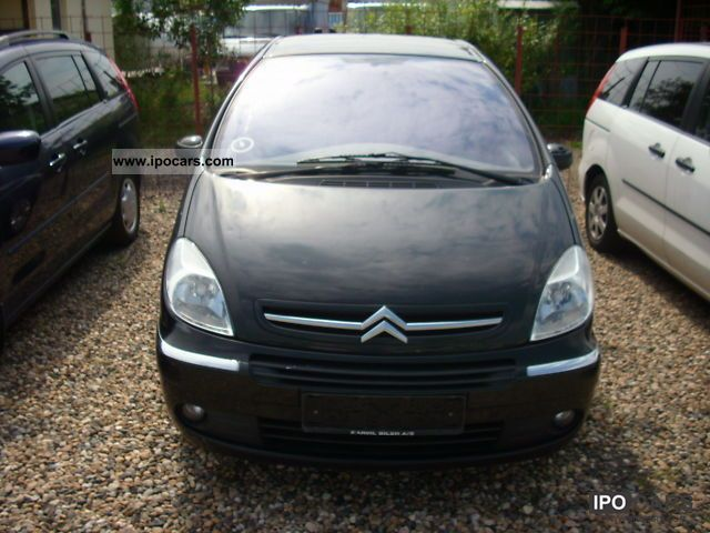 2005 citroen xsara picasso 1 6 hdi net 3500 car photo and specs. Black Bedroom Furniture Sets. Home Design Ideas
