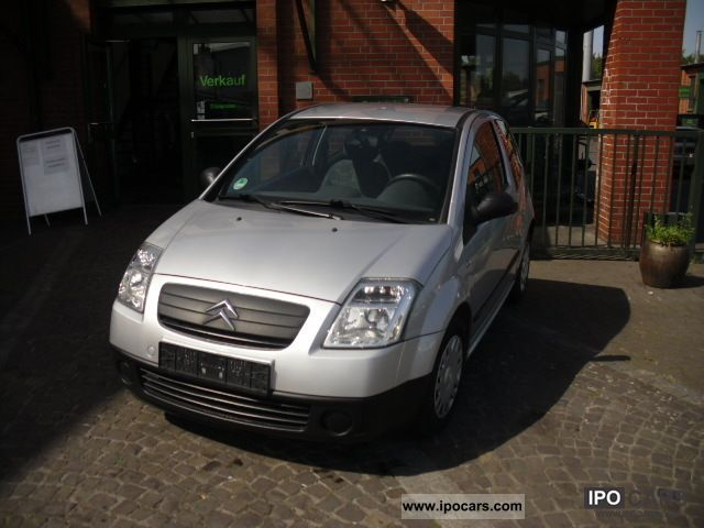 2005 Citroen  C2 Small Car Used vehicle photo
