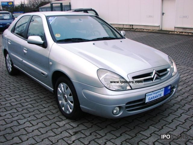 2004 citroen xsara 2 0 hdi 2 hand garantie klima euro3 extras car photo and specs. Black Bedroom Furniture Sets. Home Design Ideas