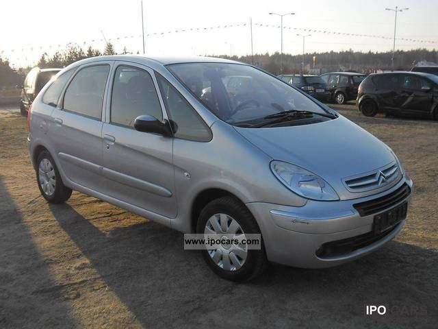 2005 citroen xsara picasso exclusive car photo and specs. Black Bedroom Furniture Sets. Home Design Ideas