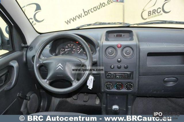 2007 Citroen Berlingo 1 6 Hdi Car Photo And Specs
