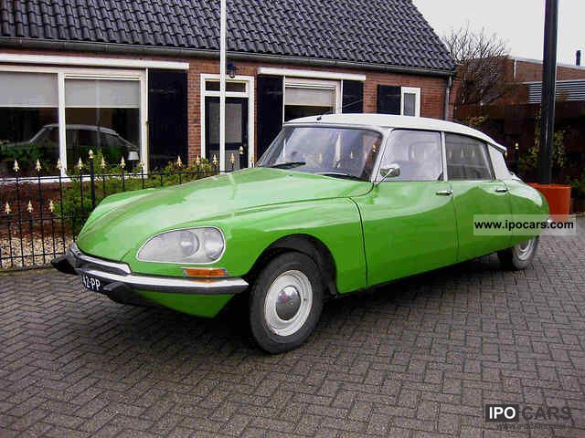 Citroen  DS 1970 Vintage, Classic and Old Cars photo