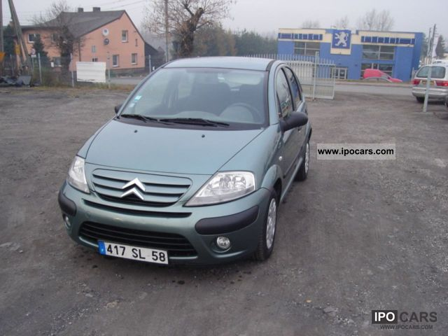 2006 citroen c3 hdi klimatyzacja car photo and specs. Black Bedroom Furniture Sets. Home Design Ideas