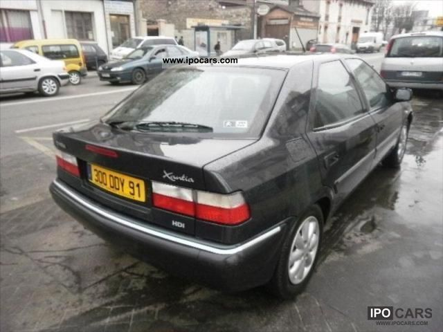 2002 citroen xantia 2 0 hdi 90 tendance car photo and specs. Black Bedroom Furniture Sets. Home Design Ideas