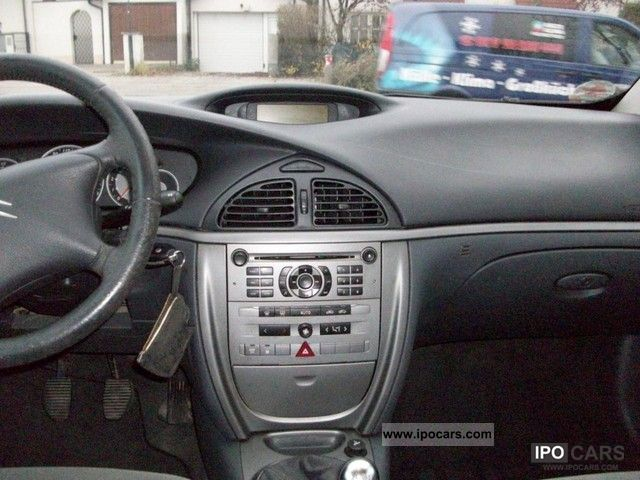 2005 Citroen C5 Hdi 110 Euro4 Car Photo And Specs