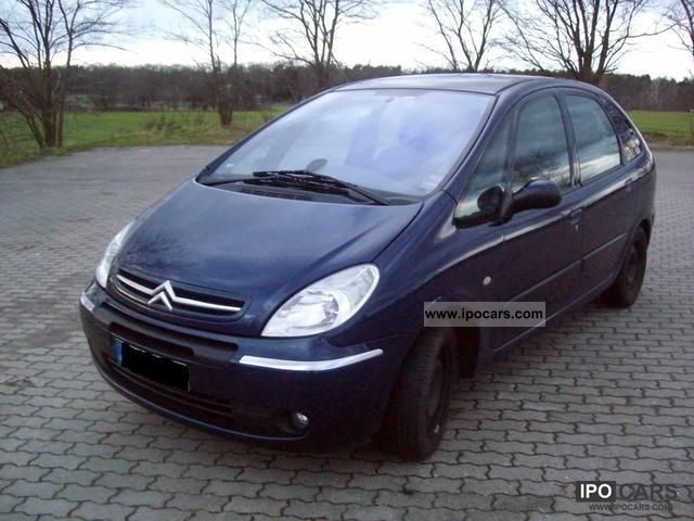 2004 citroen xsara picasso 16v exclusive car photo. Black Bedroom Furniture Sets. Home Design Ideas