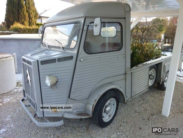 Citroen  HY 1976 Vintage, Classic and Old Cars photo