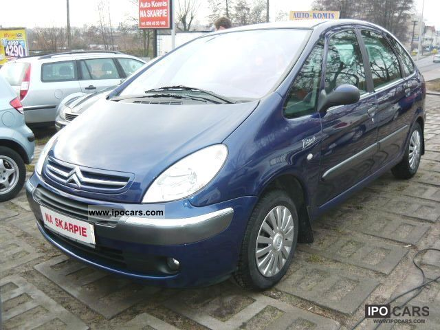 2005 citroen xsara picasso car photo and specs. Black Bedroom Furniture Sets. Home Design Ideas