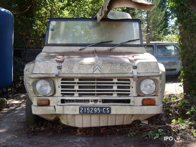 Citroen  Mehari 1972 Vintage, Classic and Old Cars photo
