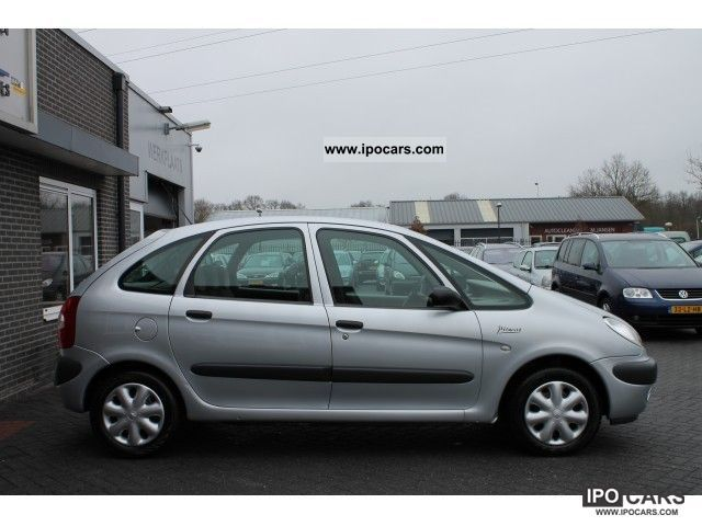 2002 citroen xsara picasso 2 0 hdi 121 dkm car photo and specs. Black Bedroom Furniture Sets. Home Design Ideas