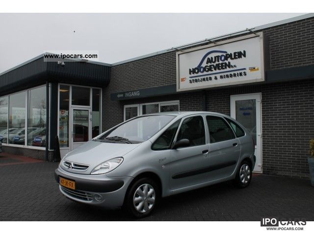 2002 Citroen  Xsara Picasso 2.0 Hdi * 121.DKM * Van / Minibus Used vehicle photo
