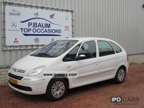 2004 Citroen  Xsara Picasso 1.8I 16V Exclucive Other Used vehicle photo