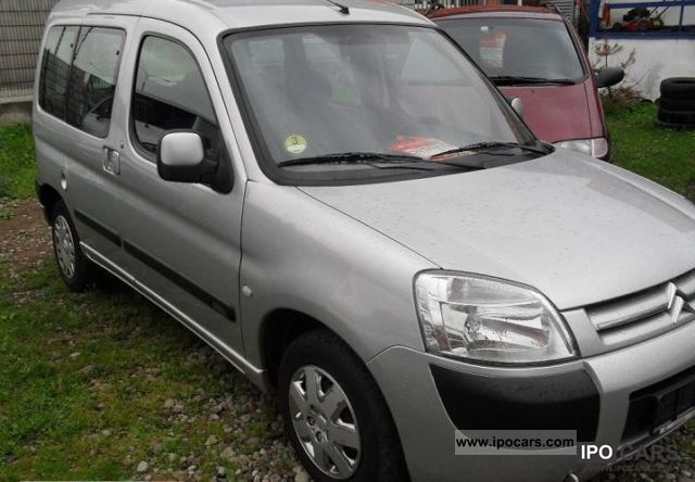 2003 citroen berlingo 1 9 diesel car photo and specs. Black Bedroom Furniture Sets. Home Design Ideas