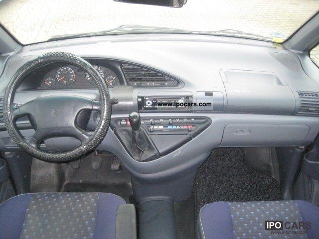 2004 citroen jumpy 2 0 perfect car photo and specs. Black Bedroom Furniture Sets. Home Design Ideas