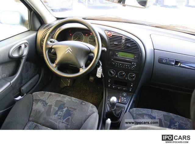 2004 Citroen Xsara 1 6i Exclusive Climate 1 Hand