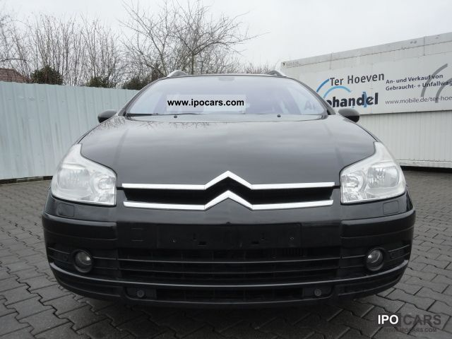 2006 citroen c5 1 6 hdif fap 80 kw exclusive air xl euro4 car photo and specs. Black Bedroom Furniture Sets. Home Design Ideas