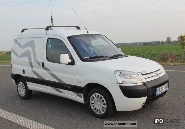 2007 citroen berlingo car photo and specs. Black Bedroom Furniture Sets. Home Design Ideas