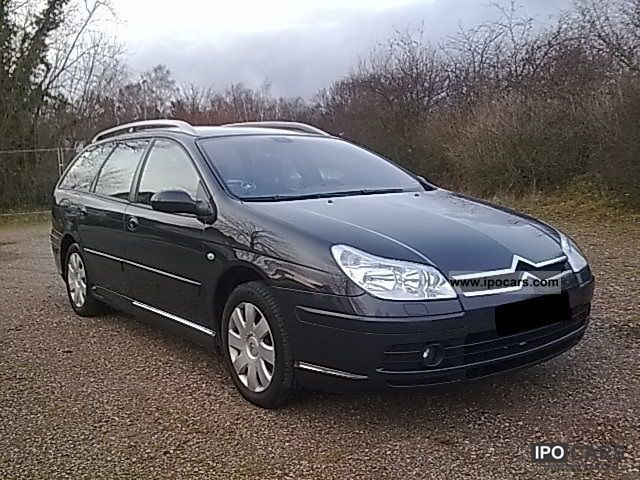 2005 citroen c5 2 0 16v top condition 2 years tuv car photo and specs. Black Bedroom Furniture Sets. Home Design Ideas