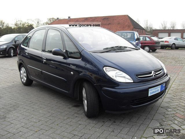 2003 citroen xsara picasso 2 0 hdi top maintained vehicle car photo and specs. Black Bedroom Furniture Sets. Home Design Ideas
