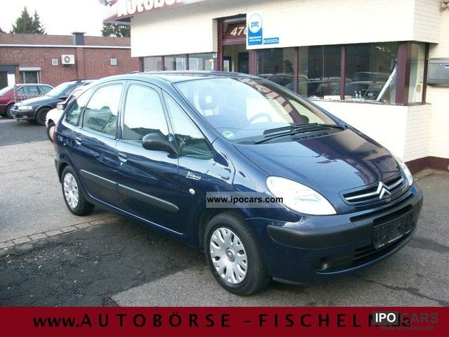Citroen  C4 Picasso, LPG, CHECKBOOK, NEW TIMING BELT 2006 Liquefied Petroleum Gas Cars (LPG, GPL, propane) photo