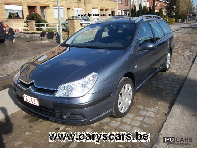 2008 citroen c5 hdi 110 style clima pdc car photo and specs. Black Bedroom Furniture Sets. Home Design Ideas