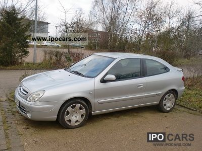 2004 Citroen  Xsara Coupe 1.6 16V Sports car/Coupe Used vehicle photo